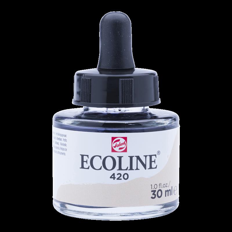 Ecoline Vloeibare Waterverf Flacon 30 ml Beige 420