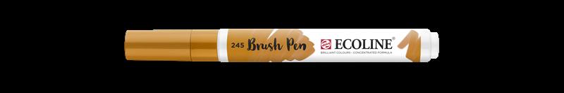 Ecoline Brush Pen Saffraangeel 245