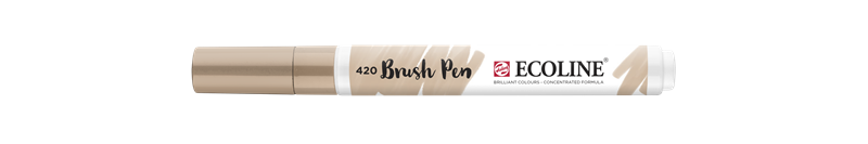 Ecoline Brush Pen Beige 420