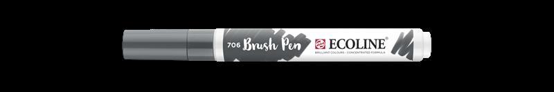 Ecoline Brush Pen Donkergrijs 706