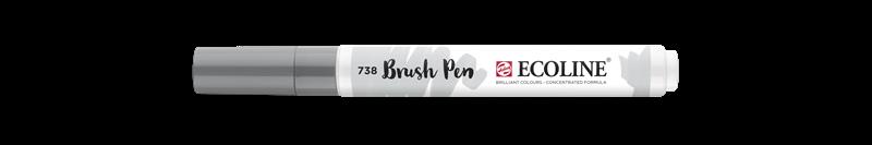 Ecoline Brush Pen Koudgrijs Licht 738