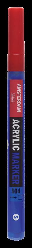 Amsterdam Markers 2 mm Ultramarijn 504