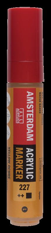 Amsterdam Markers 15 mm Gele Oker 227