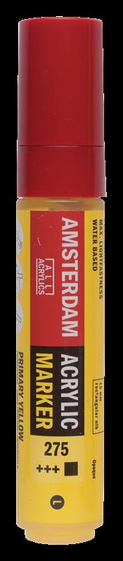 Amsterdam Markers 15 mm Primairgeel 275