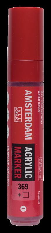 Amsterdam Markers 15 mm Primairmagenta 369