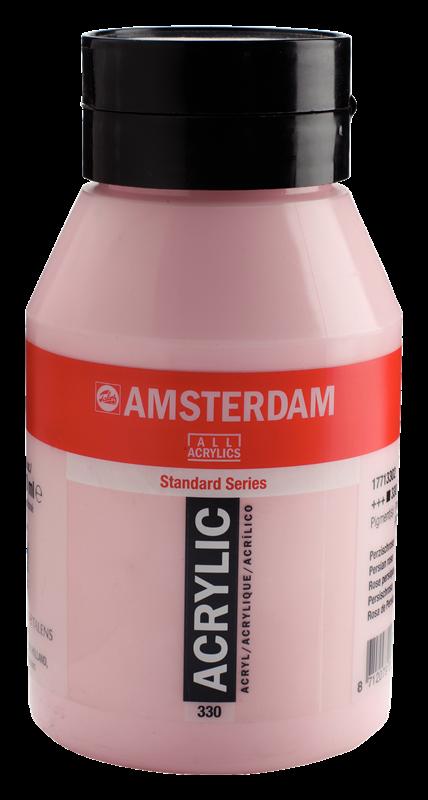 Amsterdam Standard Series Acrylverf Pot 1000 ml Perzischroze 330