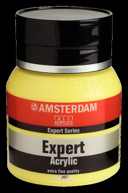 Amsterdam Expert Series Acrylverf Pot 400 ml Cadmiumgeel Citroen 207