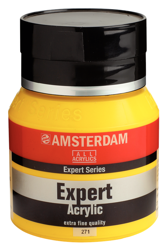 Amsterdam Expert Series Acrylverf Pot 400 ml Cadmiumgeel Middel 271