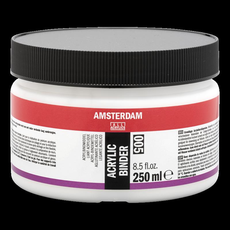 Amsterdam Acrylbindmiddel Pot 250 ml