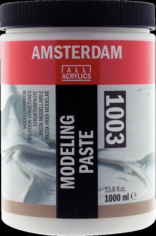 Amsterdam Modelleerpasta Pot 1000 ml