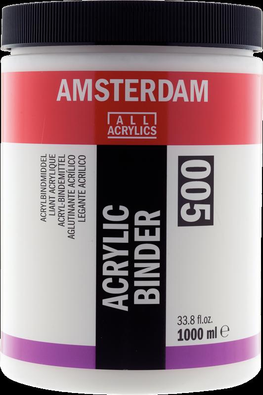 Amsterdam Acrylbindmiddel Pot 1000 ml