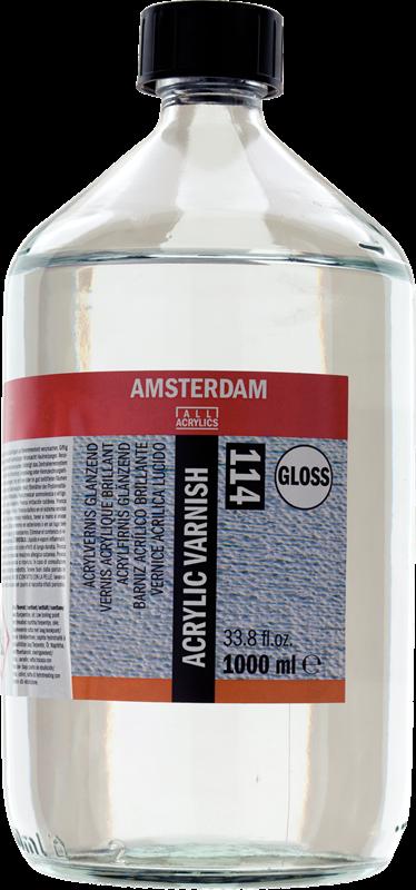 Amsterdam Acrylvernis Glanzend Flacon 1000 ml