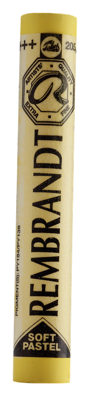 Rembrandt Softpastel Citroengeel 5