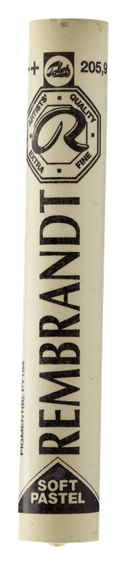 Rembrandt Softpastel Citroengeel 9
