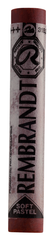 Rembrandt Softpastel Karmijn 3