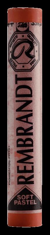 Rembrandt Pastels Tendres Rouge Anglais 339.5
