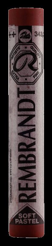 Rembrandt Softpastel Caput Mortuum Rood 3
