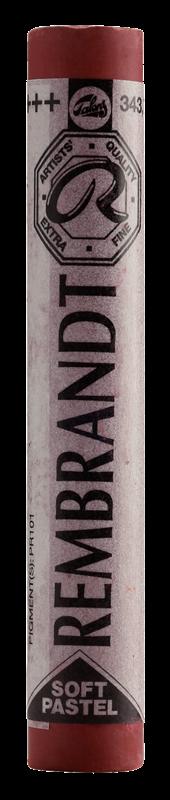 Rembrandt Softpastel Caput Mortuum Rood 7