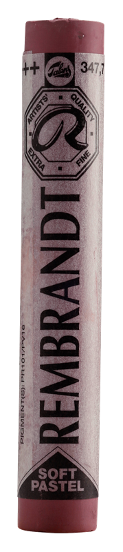 Rembrandt Softpastel Indischrood 7