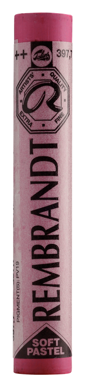 Rembrandt Softpastel Permanentrose 7