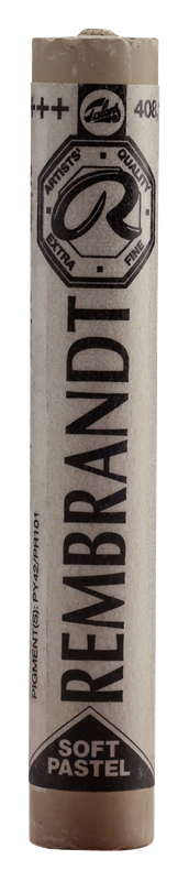 Rembrandt Softpastel Omber Naturel 10