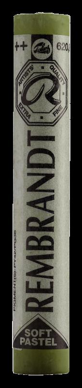Rembrandt Softpastel Olijfgroen 8