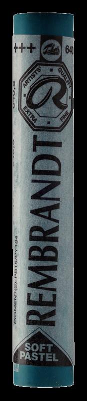 Rembrandt Softpastel Blauwgroen 5