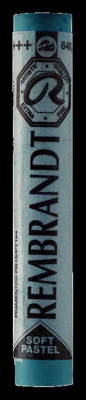 Rembrandt Softpastel Blauwgroen 7