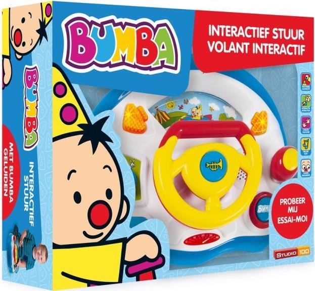 BUMBA Interactief stuur (geluiden en beeld)
