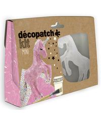 Décopatch mini-kit eenhoorn