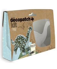 Décopatch mini-kit dinosaurus