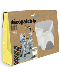 Décopatch mini-kit kat
