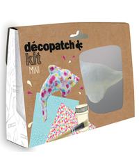 Décopatch mini-kit dolfijn