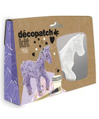 Décopatch mini-kit paard
