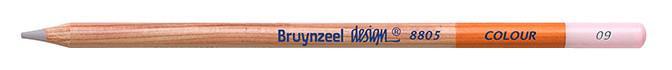 Bruynzeel Design Colour bruin-roze potloden