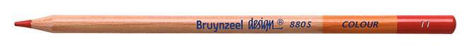 Bruynzeel Design Colour crimson-rood potloden